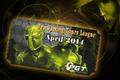 Pro Gaming Tours League April