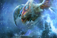 Ruler of the Frostbite Dunes Loading Screen