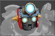 Searchlight Helm of the Mechanised Pilgrim