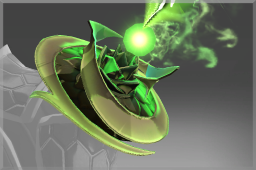 Cosmetic icon The Lightning Orchid of Eminent Revival.png