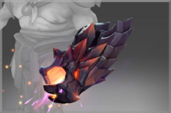 Cosmetic icon Gauntlet of the Infernal Rambler Infused.png