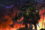 Loading Screen of the Chaos Chosen