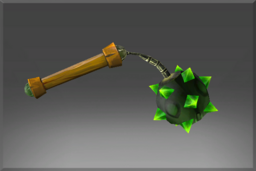 Cosmetic icon Emerald Frenzy Flail.png