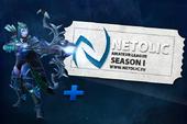 Netolic Amateur League Season 1 Bundle