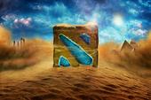 Загрузочный экран: Sands of Luxor