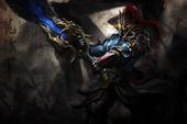 Загрузочный экран: The Iron Drakken