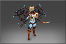 Cosmetic icon Throes of Anguish Set.png