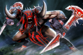 Tribal Terror Loading Screen