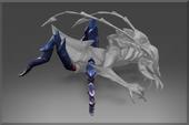Armored Exoskeleton Legs