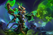 Загрузочный экран: The Murid Divine