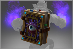 Cosmetic icon Book of the Vizier Exile.png