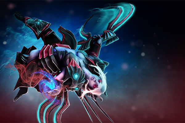 Dota 2 Wiki: Dreadhawk Armor Loading Screen