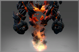 Cosmetic icon Golem of the Dread Compact.png