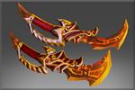 帝皇之焰双剑