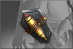 Cosmetic icon Lucky Bullet of the Keen Machine.png