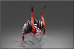 Cosmetic icon Crown of the Death Priestess.png