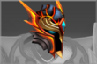 The Gilded Maw Helm