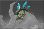Helm of the Azurite Warden