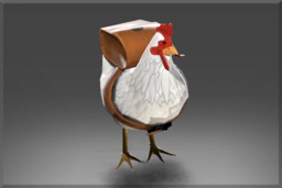 Cosmetic icon Cluckles the Brave.png