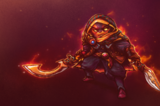 Loading Screen of the Wandering Flame
