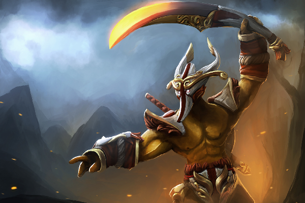 Dota 2 Wiki: Dashing Swordsman