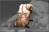 Máscara do Aspecto do Farejador de Presas