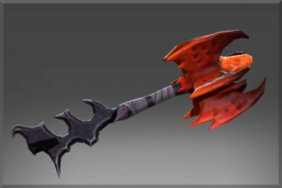 Cosmetic icon Scepter of Corrupted Amber.png
