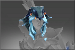 Cosmetic icon Cowl of the Wyvern Skin.png