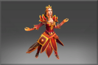 Fashion of the Scorching Princess Set