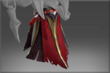 Garb of the Wailing Inferno
