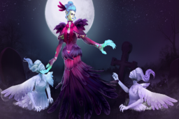 Cosmetic icon Vesture of the Unkind Countess.png