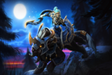 Armor of the Moonlit Thicket Loading Screen