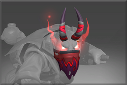 Cosmetic icon Horns of Monstrous Reprisal.png