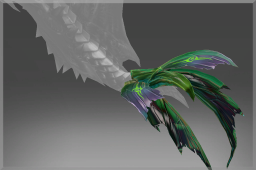 Cosmetic icon King of the Corrupted Nest Tail.png