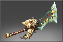 Cosmetic icon Regalia of the Wraith Lord Sword.png