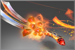 Cosmetic icon Sword of the Volcanic Guard.png