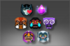 Pacote de Emoticons do International 2016 I