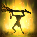 Golden Awaleb's Trundleweed Voodoo Restoration icon.png