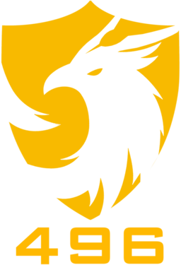 Team logo 496Gaming.png