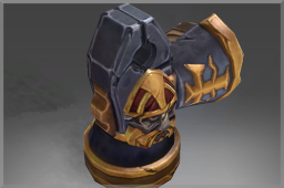 Cosmetic icon Clawhammer of the Guarded Word.png
