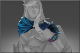 Cosmetic icon Mantle of the Wyvern Skin.png
