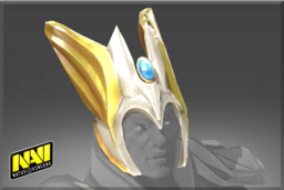 Cosmetic icon Wings of Obelis Helmet.png
