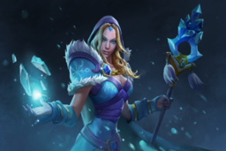Cosmetic icon Blueheart Maiden Loading Screen.png