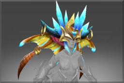Cosmetic icon Crown of the Iceborn Trinity.png