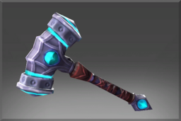 Cosmetic icon Hammer of the Stormlands.png