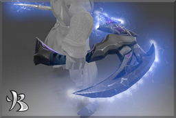 Cosmetic icon Hatchet of the Shifting Sorcerer - Offhand.png