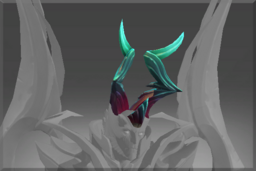 Cosmetic icon Horns of the Baleful Hollow.png