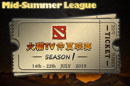 Cosmetic icon HuoMaoTV Mid-Summer League (Ticket).png