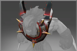 Cosmetic icon Shoulder of the Bloodforge.png