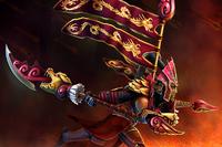 Загрузочный экран: Commander of the Dragon Guard
